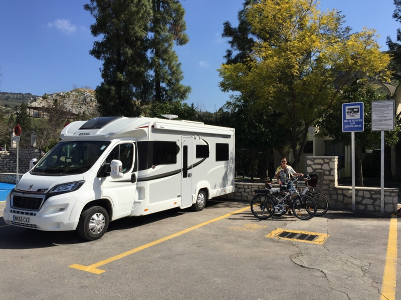 Aire Camping Car Antequera
