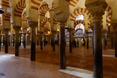 The mesmerising beauty of the the interior of La Mezquita - Cathedral of Córdoba