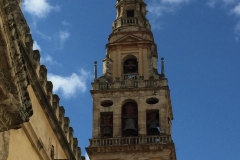 Bell Tower at La Mezquita - Cathedral of Córdoba