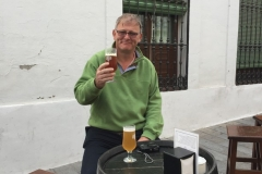 They make a very nice IPA in Cordoba
