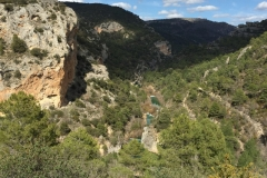 Cenuca, the view of the Devils window
