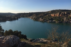 Lagunas de Ruidera, a stunning spot in the middle of La Mancha