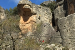 Cenuca, a great spot for Rock Climbing