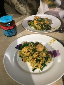 Homemade Chicken Curry Yummy.