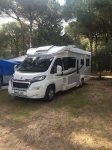 004 and 008 Vejer Camping Vejer