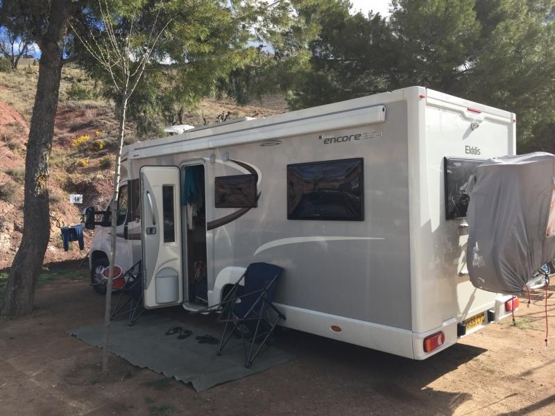 036 Camping Ciudad de Albarracin, Albarrcin
