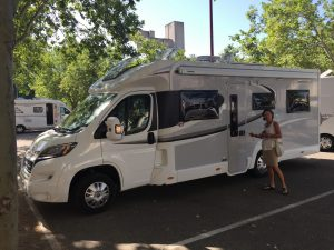 070 Free Aire, Valladolid, Spain, Aire, Motorhome stop,