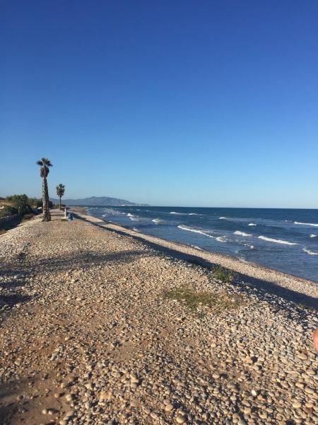 Oropesa del Mar The beach