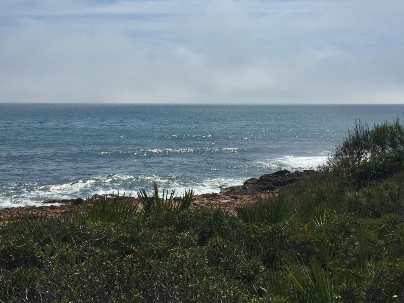 Alcossebre a view to sea.