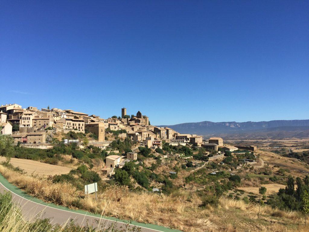 The Village of Sos del Rey Catolico.
