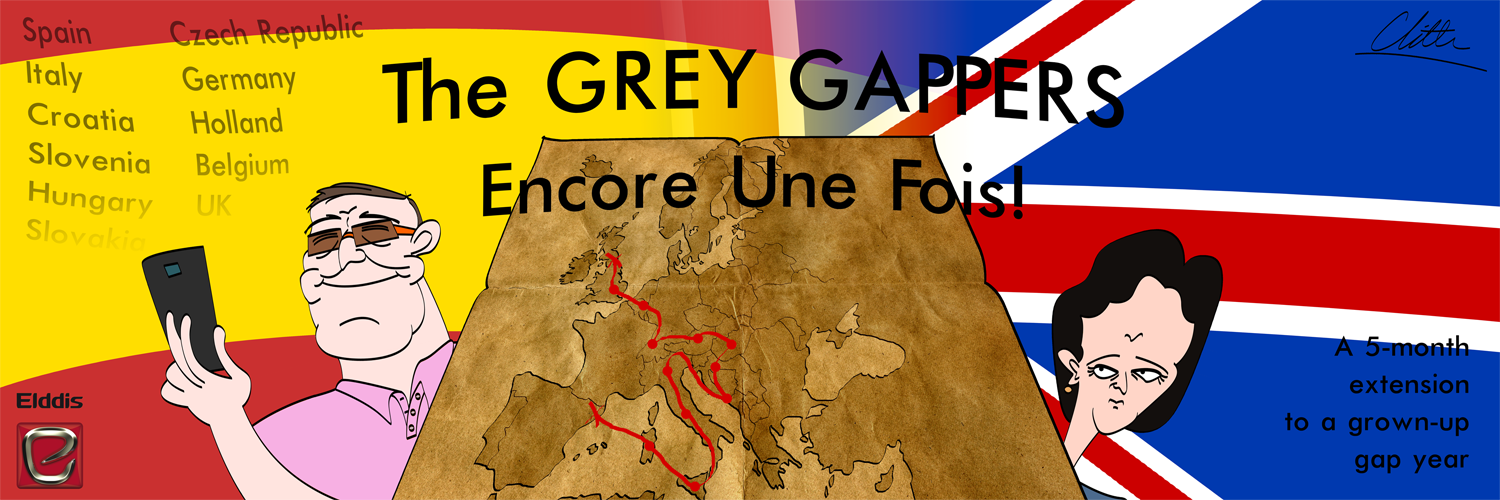 The Grey Gappers