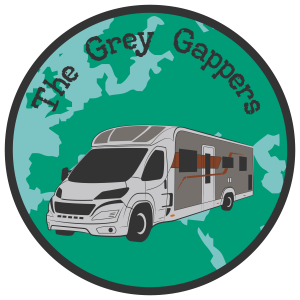 Grey Gappers Logo